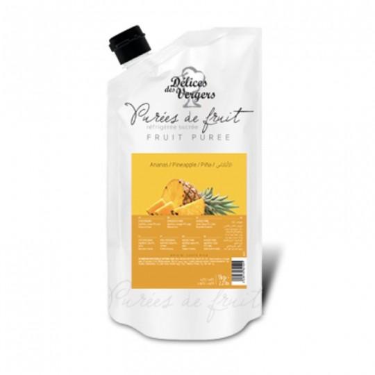Natural Apricot pulp