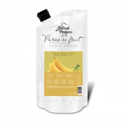 Purea di Banana Acquista Online su fruttaweb.com