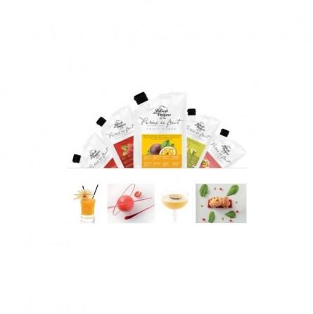 Purea di Frutta Surgelata Mix Rainbow Family SignorSucco Acquista Online
