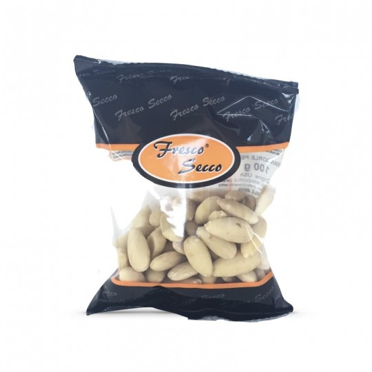 Blanched almonds - 100 gr
