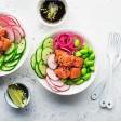 Ricetta zuppa con Edamame (Fagioli di Soia) Acquista Online su fruttaweb.com
