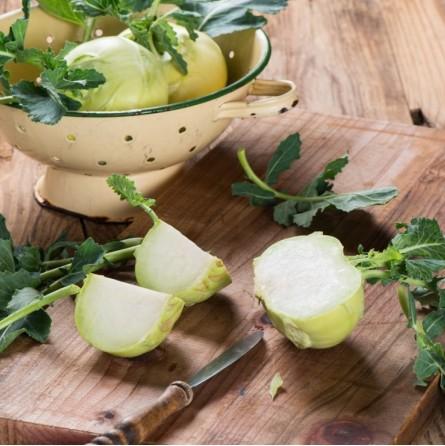 Mini rapa tonda verde Acquista online su FruttaWeb