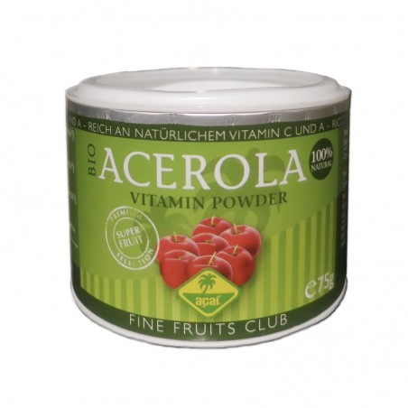 """Acerola Bio Liofilizzata """"Açai Italia"""" Acquista Online su fruttaweb.com"""