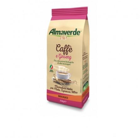 Caffè e Ginseng Almaverde Bio Ambiente