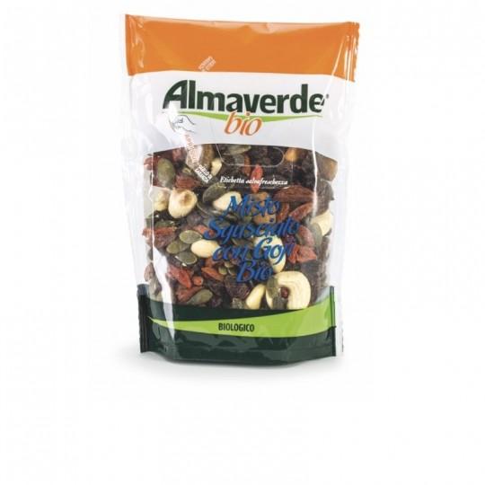 Misto Sgusciato con Goji Biologico Almaverde Bio Acquista Online su fruttaweb.com