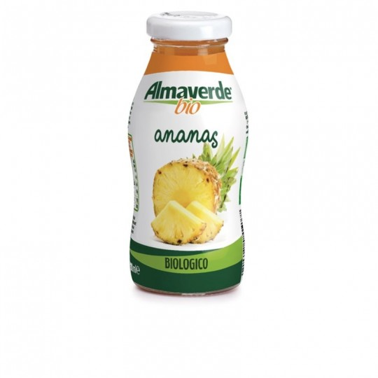 Bevanda di Ananas Biologica Almaverde Bio Ambiente