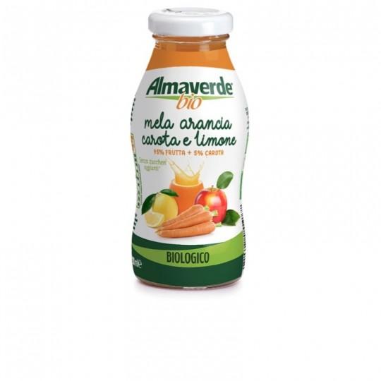 Bevanda ACE + Mela Biologica Almaverde Bio Ambiente Acquista Online su fruttaweb.com