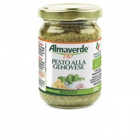 Pesto alla Genovese Biologico Almaverde Bio Acquista Online su fruttaweb.com