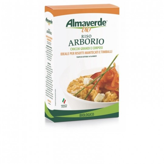 Riso Arborio Biologico Almaverde Bio Acquista Online su FruttaWeb.com