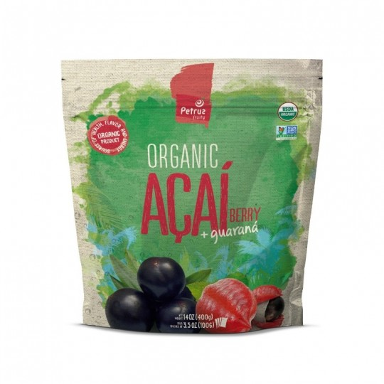 Açai più Guaranà Bio acquista online su FruttaWeb.com