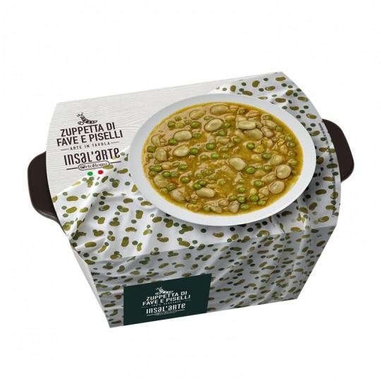 Zuppa di Fave e Piselli acquista online su FruttaWeb.com