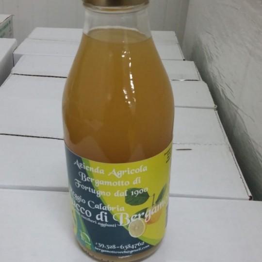Succo di bergamotto 100% naturale: Acquista Online con un Click su FruttaWeb.com