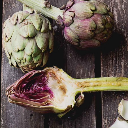"Carciofi Freschi biologici ""alma verde bio"": ordinali ora su fruttaweb!"