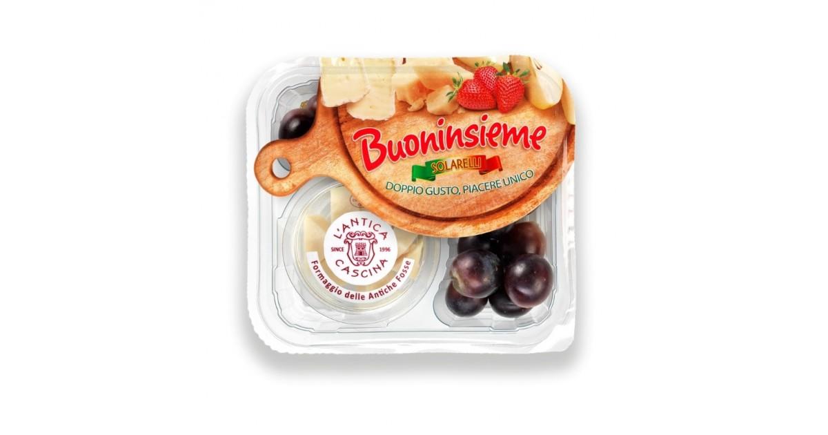 Buoninsieme: Uva e Formaggio Antiche Fosse acquista online su FruttaWeb.com