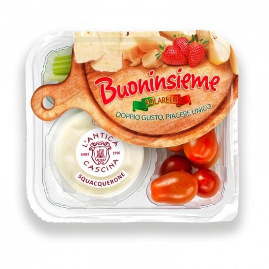 Verdure e Squacquerone acquista online su FruttaWeb.com