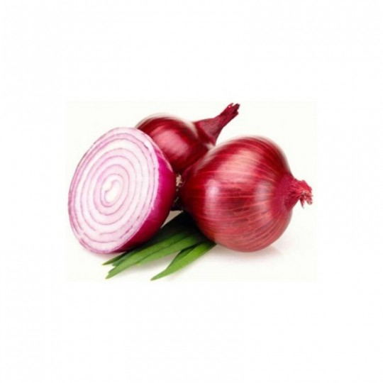 "Fresh Tropea red onion ""Santacroce"" - 1 kg"