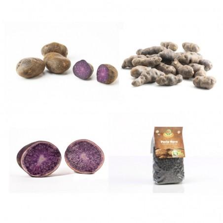 Cassetta di Patate Perle della Tuscia Acquista Online su FruttaWeb.com