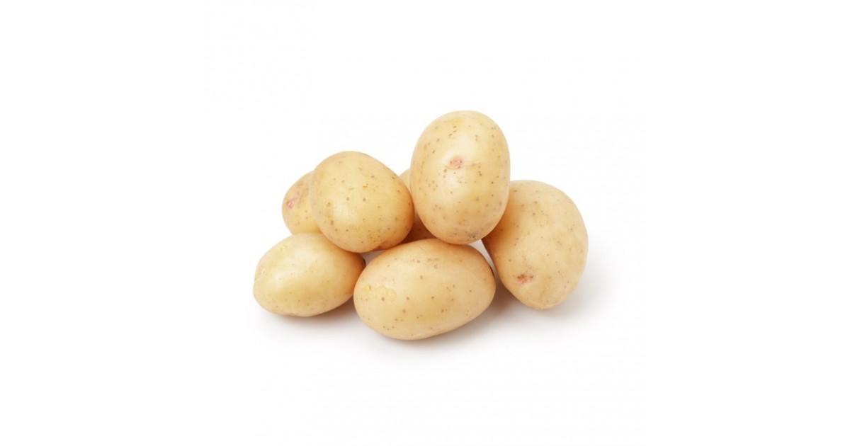 Patate a Pasta Gialla Tondello Biologiche Almaverde Bio