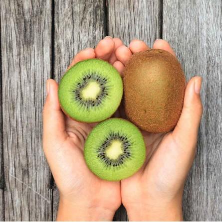 I Kiwi Hayward biologici sono pieni di fibre!