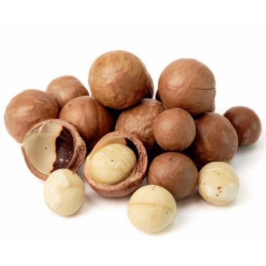 Macadamia Nuts, with shell