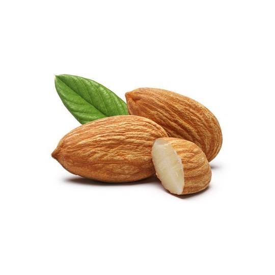 Shelled almonds - 100 gr