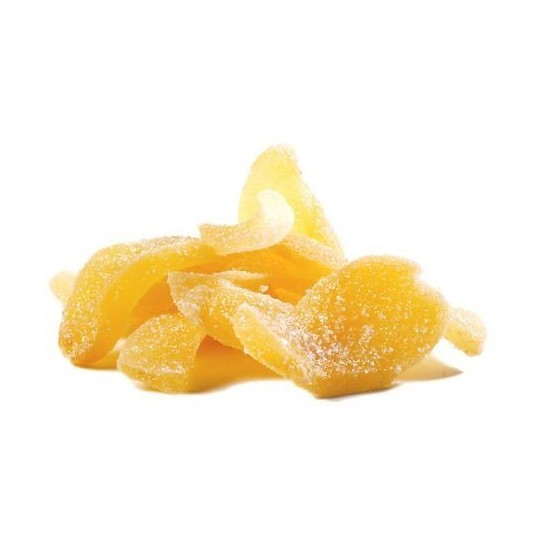 Ginger (Zenzero) disidratato - 250 gr