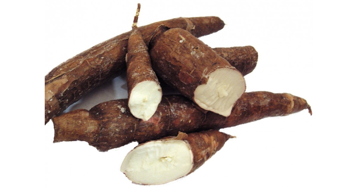 Manioca (o cassava) - 1,2 kg