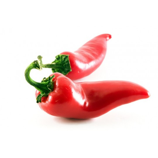 Peperoncino Jalapeno rosso fresco