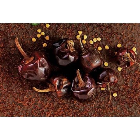 Ppeperoncino Cascabel secco - 200 gr - Origine Messico