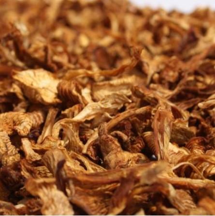 Funghi Cantharellus secchi (finferli): acquista ora su FruttaWeb.com