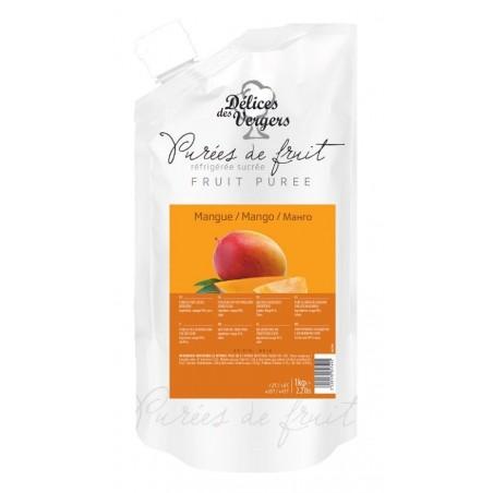 Purea naturale di mango