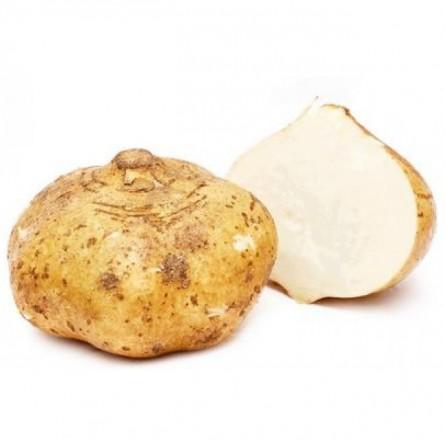 Yam jicama (o patata messicana) - 500 gr - Origine Messico