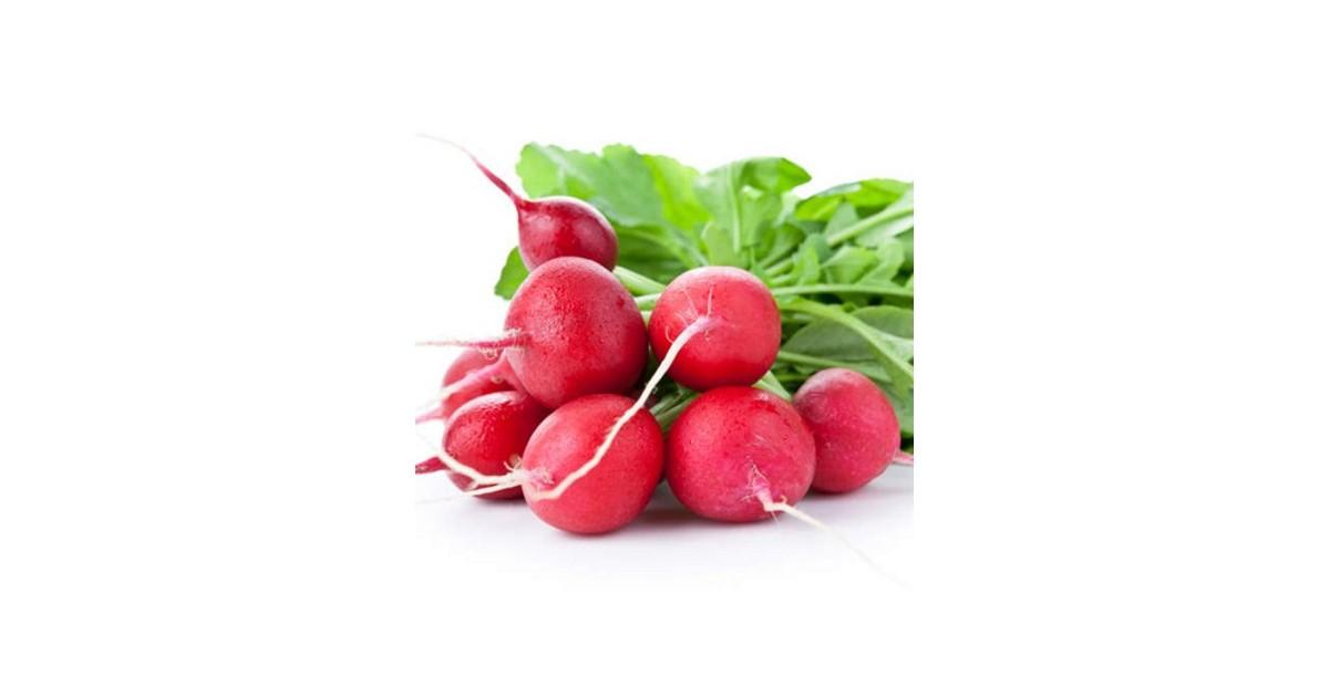 Ravanelli (rapanelli) rossi 1 mazzo