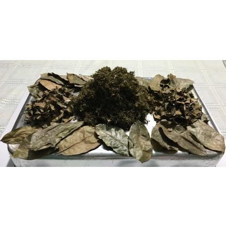 Foglie di Guanabana (Graviola) essiccate e sbriciolate 30 gr