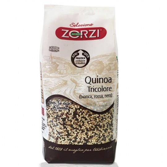 """Tricolor quinoa """"Zorzi"""" 400 gr"""