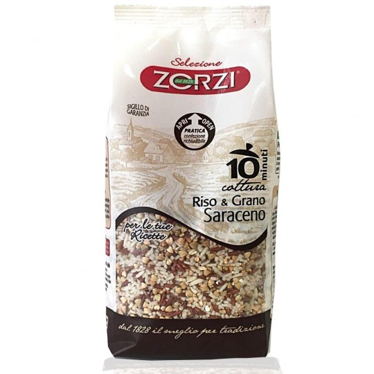 "Rice and buckwheat ""Zorzi"" 400 gr"