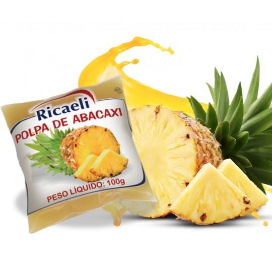 Ananas Purea Surgelata 40 Buste Mono-Dose da 100 g