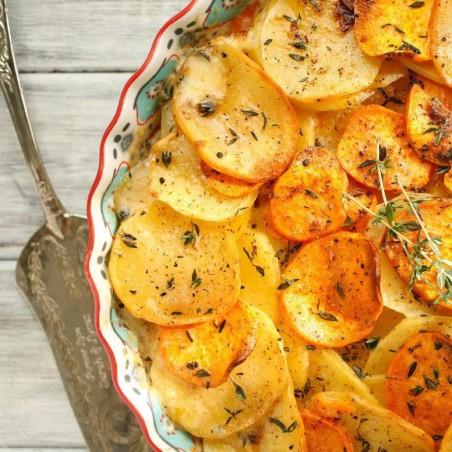 Patate dolci Biologiche al forno Almaverde Bio