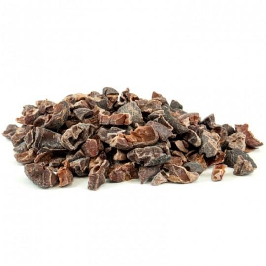 fiocchi di cacao crudo naturale in vendita online su FruttaWeb.com