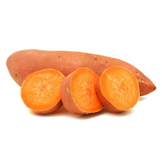 Patate Dolci a Pasta Arancione