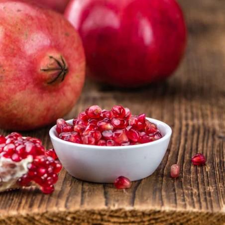 Come si mangia il melograno fresco biologico Almaverde Bio su FruttaWeb.com