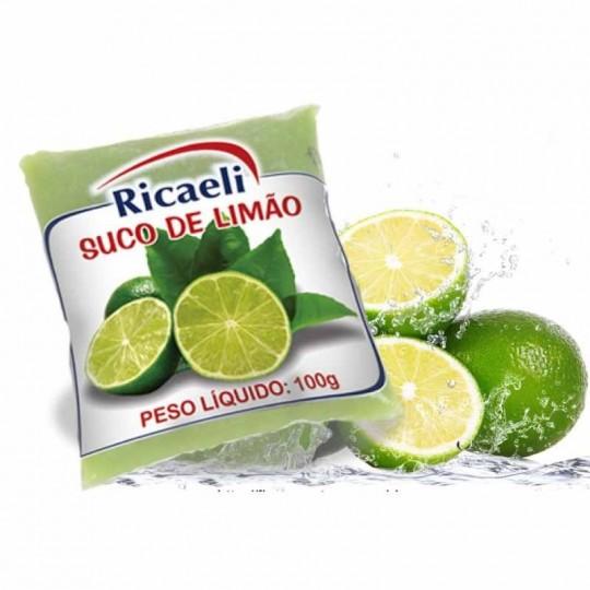Lime Purea Surgelata 40 Buste Mono-Dose da 100 g