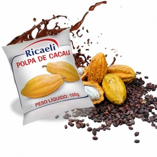 Cacao Purea Surgelata 40 Buste Mono-Dose da 100 g