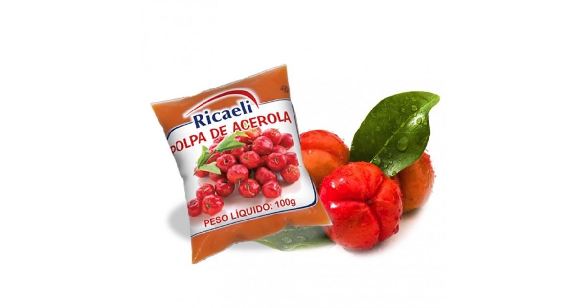 Una vera Bomba di Vitamina C e Antiossidanti, la Polpa SignorSucco di Acerola su FruttaWeb
