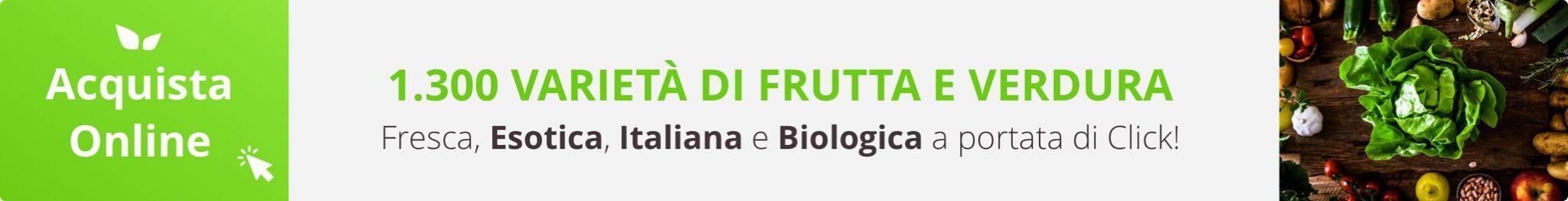 Acquista Online Frutta e Verdura con un Click su FruttaWeb.com