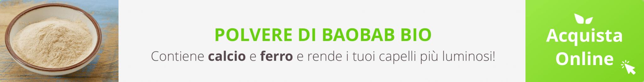 Acquista Online Polvere di Baobab Bio su FruttaWeb.com