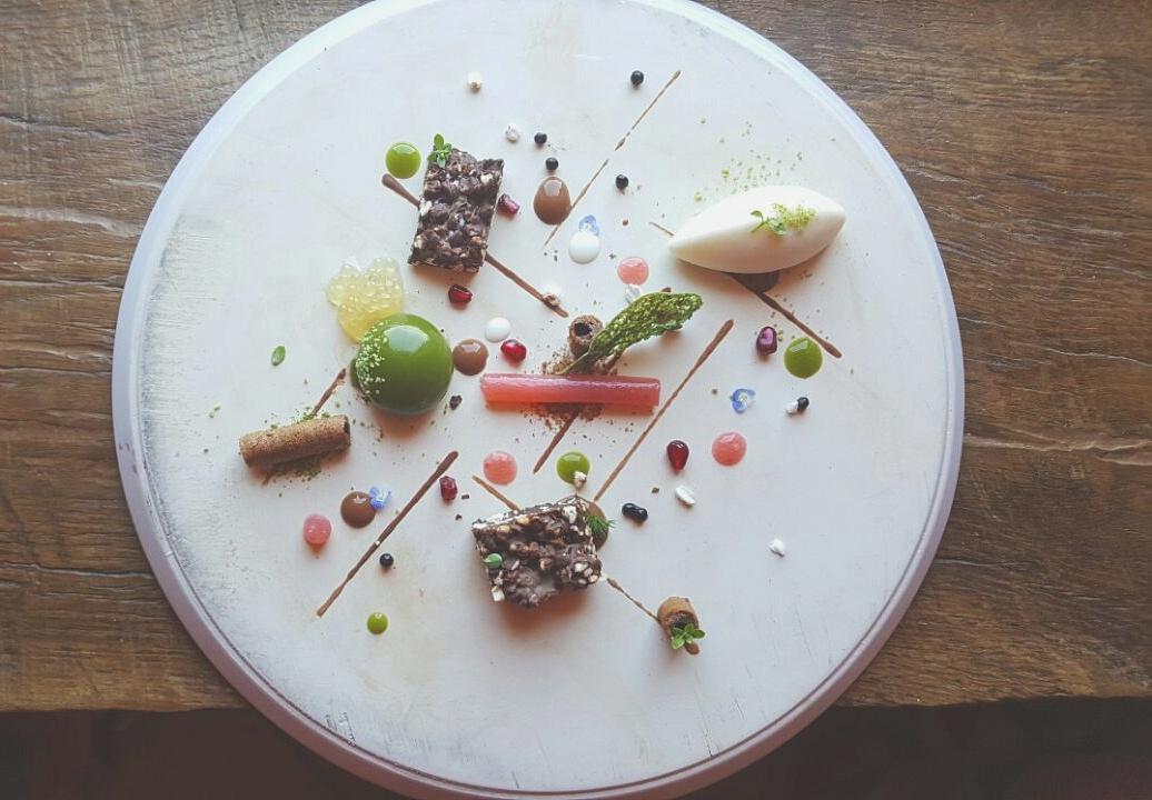 Dessert a opera di Stefano Carbone