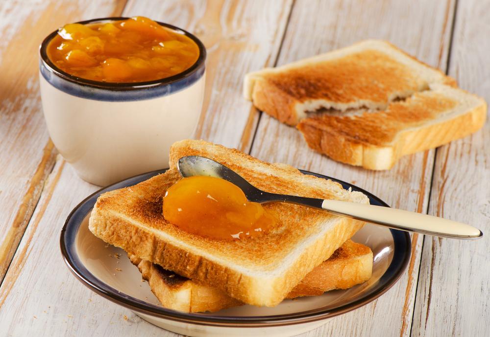marmellata albicocche e bergamotto