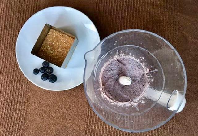 Ricetta Cheesecake Raw Vegan con Frutta Fresca
