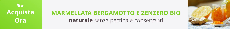 Acquista Online Marmellata di bergamotto e Zenzero